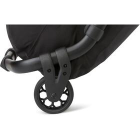 Arc'teryx V80 Duffel-laukku Rullilla, black